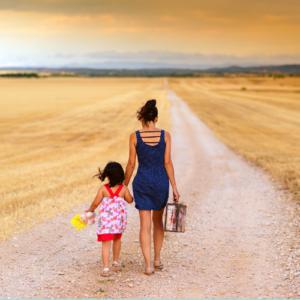 Mutter, Eltern, inneres Kind, liebevoller Weg, Anteile integrieren