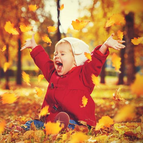 inneres Kind, Freude, Herbst