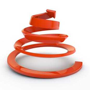 Berufung, Spirale