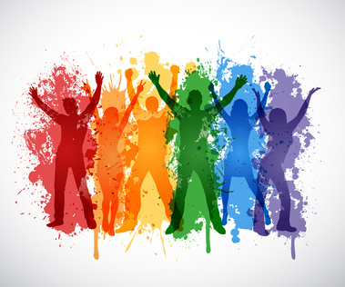 Tanzen, Freude, Kreativität, Lachen