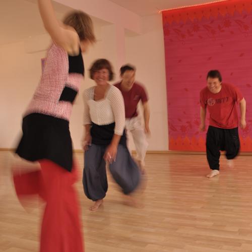 Freude Tanzen Kind