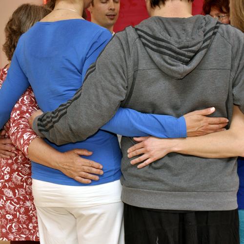Geborgenheit, Halt, Tanzen, AngenommenSein