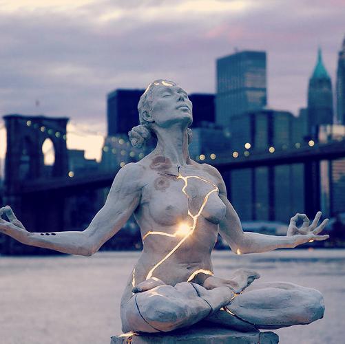 Meditation, Yoga, Präsenz