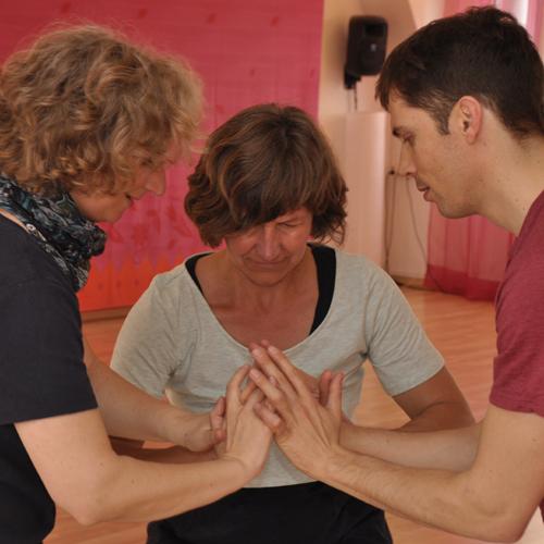 Verbindung, Hände, Tanzen, Vernetzung