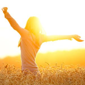 Seele, Licht, Freude, Freiheit, Sonne, Sommer