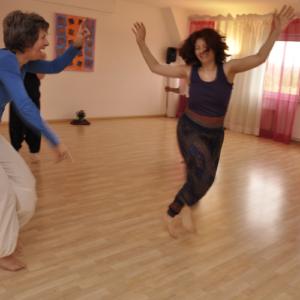 Tanz, Freude, Frei, Kreativ