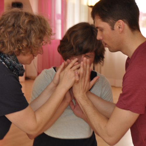 Verbindung, Gruppe, Tanzen, Vernetzung