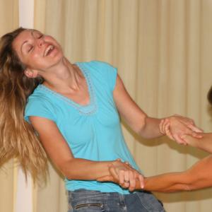 Vertrauen, Freude, Verbindung, Tanzen, Hingabe