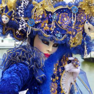Maske, Fasching, Venedig