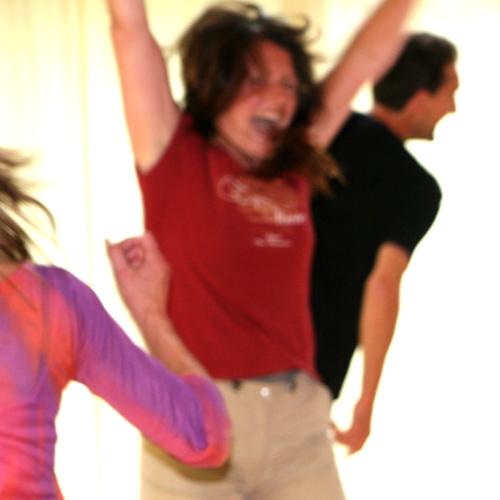 Tanzen, Freude, Kraft