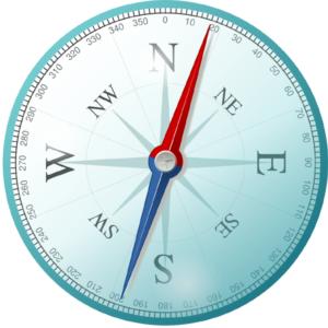 Kompass, Orientierung, Richtung, Aufmerksamkeit