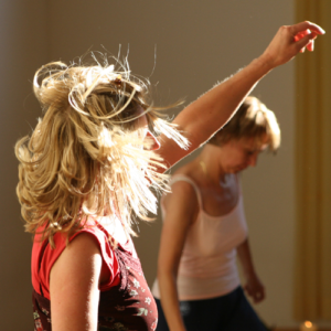 Tanzen, Freude, Extase, Lebendigkeit, Sonne
