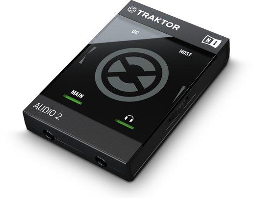 Traktor Audio2, externe Soundkarte, audio interface