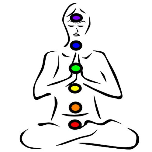 Chakras, Yoga, Meditation, Lebenskraft