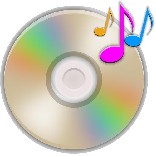 Musik, CD