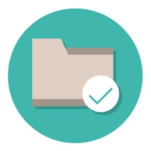 Musik, Verwaltung, Dateisystem, Dateiordner