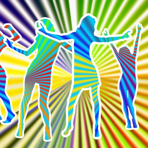 Musik, DJ, Party,Tanzen, Freude, Leichtigkeit