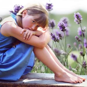 Kind, Nachdenken, Gedanken, Grübeln